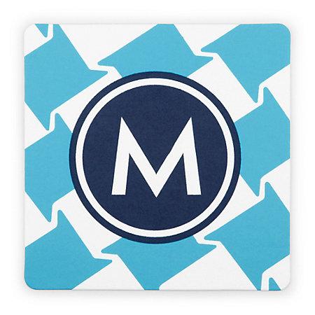 C. Wonder Monogram Coasters