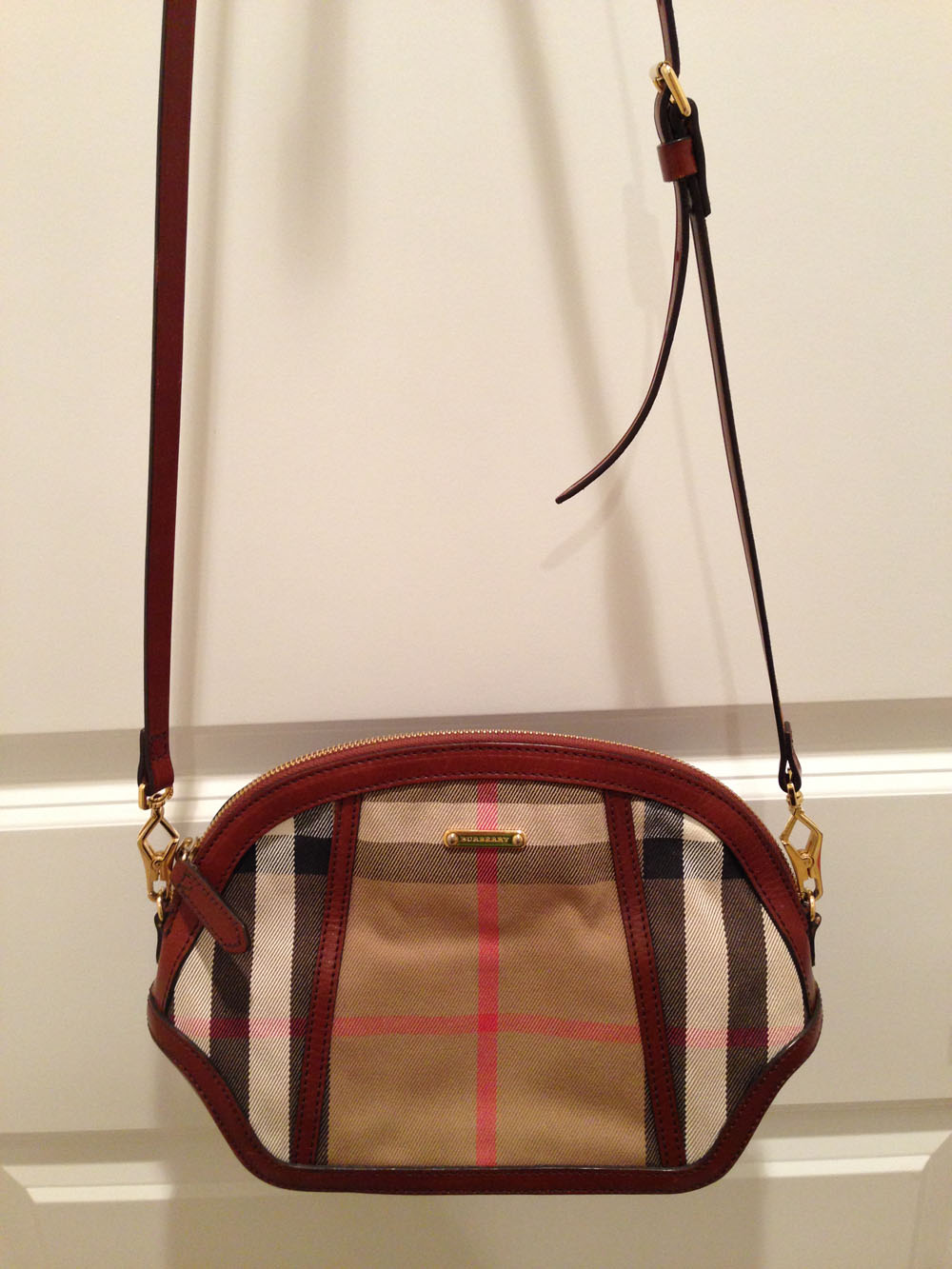 Burberry Mini Orchard Cross Body 1