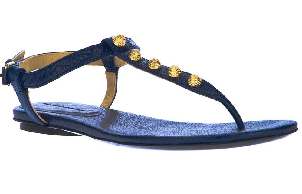 Balenciaga Arena Sandals