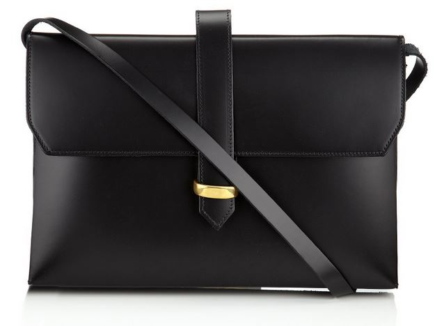 Lizzy Disney Loop Bag in Black