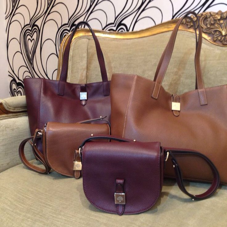 Mulberry Tessie Collection