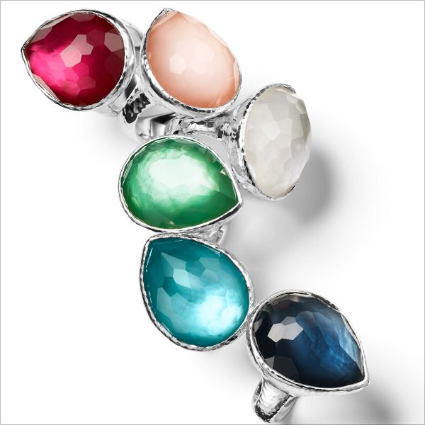 Ippolita Wonderland Peacock Ring