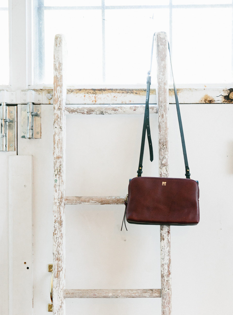 Madewell Twin Pouch Crossbody Bag