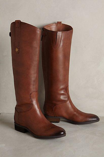 Sam Edelman Penny Riding Boots On Sale Crewlade