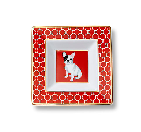 C. Wonder Porcelain Puppy Dish