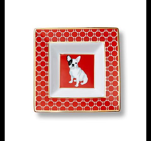 C. Wonder Porcelain Puppy Dish