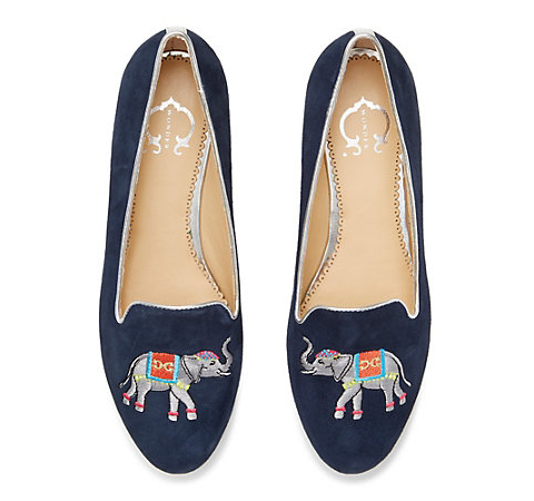 C. Wonder Lucky Elephant Smoking Slipper