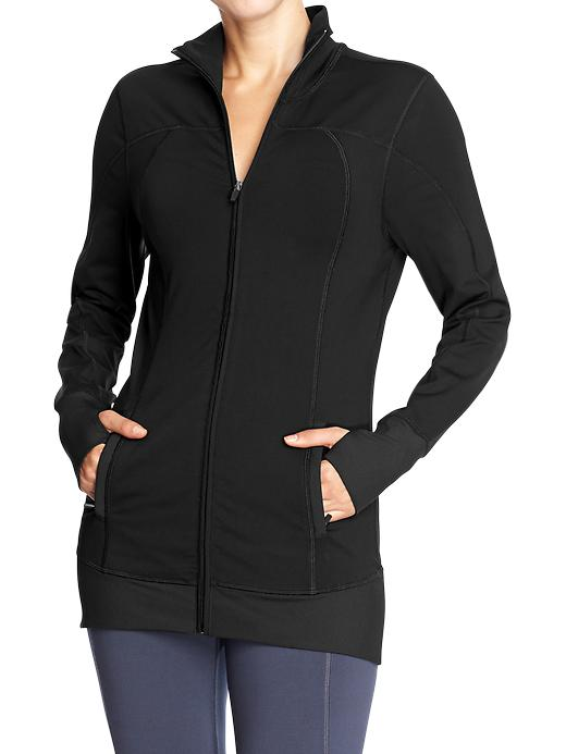 Old Navy Go-Dry Compression Tunic Jacket